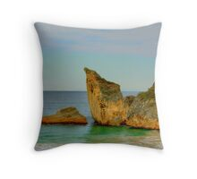 Cathedral Rock, Windy Harbour, Western Australia Throw Pillow