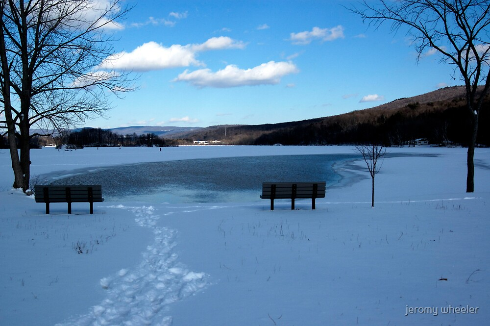a winter's day by jeromy wheeler