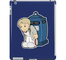 Doctor Number Five iPad Case/Skin
