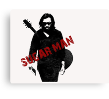 SUGAR MAN Canvas Print