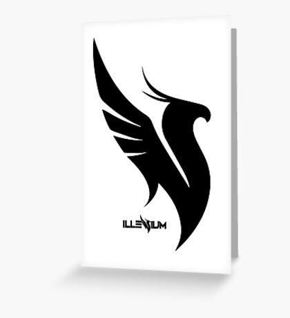 Illenium Greeting Card