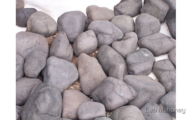 Stones by Leo Mahoney