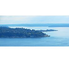 Seattle's Alki Point 517 Photographic Print
