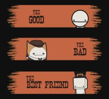 The Good, The Bad and The Bestfriend by declin93