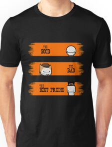 The Good, The Bad and The Bestfriend T-Shirt