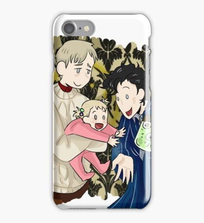 Johnlock iPhone Case/Skin