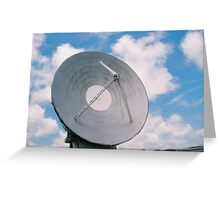 Goonhilly Greeting Card