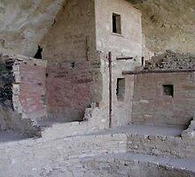 Anasazi Dwelling by Bill Serniuk