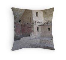 Anasazi Dwelling Throw Pillow