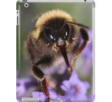 Bee Close-up iPad Case/Skin