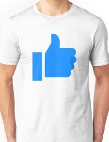 Messenger Thumbs Up Unisex T-Shirt