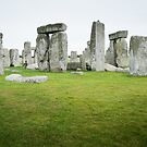 Stonehenge, Wiltshire, England by Jim Lovell
