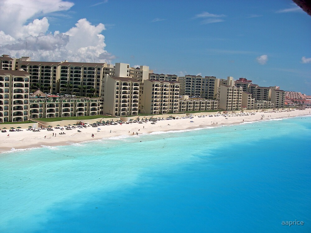 Cancun by aaprice