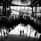 Retail therapy - London UK by Norman Repacholi