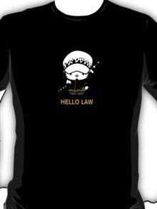 Hello Trafalgar Law T-Shirt