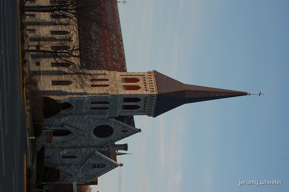 church 1 by jeromy wheeler