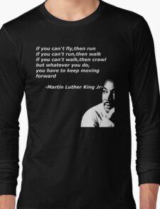 martin luther king jr t-shirt Long Sleeve T-Shirt