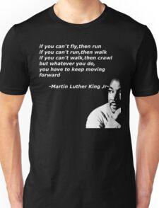 martin luther king jr t-shirt Unisex T-Shirt