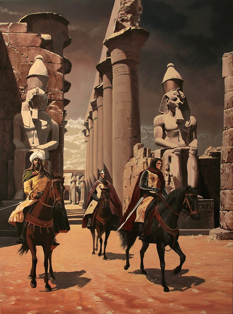 Luxor by Plamen Dimitrov