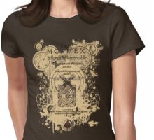 Shakespeare's Romeo & Juliet Front Piece Womens Fitted T-Shirt