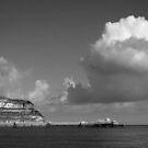 Llandudno Pier 1 by Kate Eling
