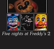 Five nights at Freddy's 2 by xSelenaRussellx