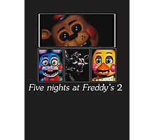 Five nights at Freddy's 2 Photographic Print