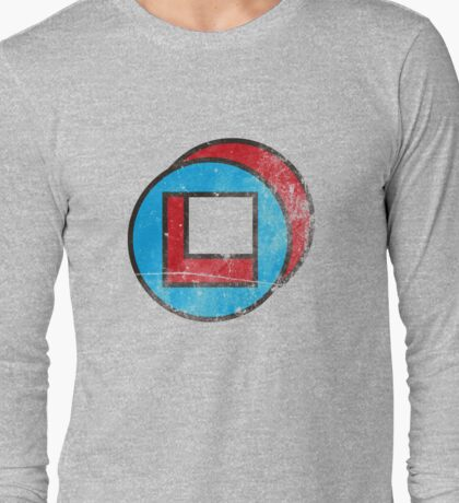 Square in Circle - Legion chapter 2 Long Sleeve T-Shirt