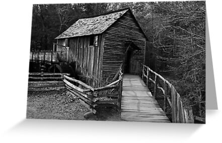 John Cable Mill  by Gary L   Suddath