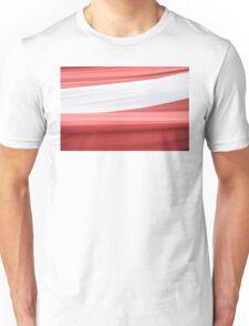 Latvian flag Unisex T-Shirt