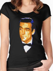 bond james bond Women's Fitted Scoop T-Shirt