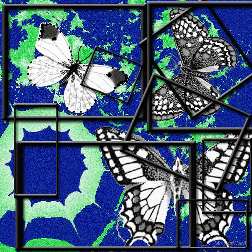 Beautiful Butterflys by MelissaWard