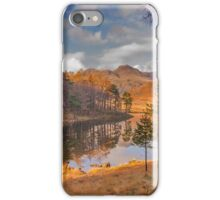 Autumn at Blea Tarn iPhone Case/Skin