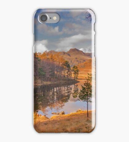 Autumn at Blea Tarn iPhone Case/Skin