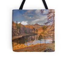 Autumn at Blea Tarn Tote Bag