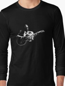 B B KING T-SHIRT Long Sleeve T-Shirt