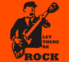 LET THERE BE ROCK Kids Clothes