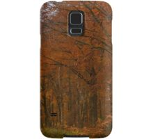 Autumn in the Woods Samsung Galaxy Case/Skin