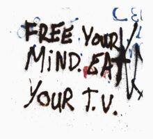 Eat TV by AquaMarina