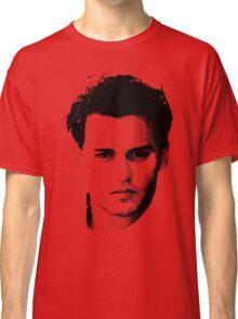 johnny depp t-shirt Classic T-Shirt