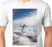 Slipping the surly bonds poster version Unisex T-Shirt