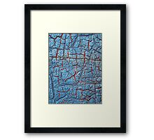 Beautiful Textures Framed Print