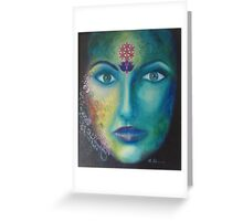 Feminine Divine Greeting Card