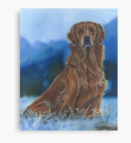 Golden Retriever  Canvas Print