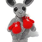 Crochet Kangaroo by Furtographic