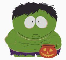 Cartman Halloween Hulk Kids Clothes