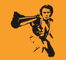 DIRTY HARRY T-SHIRT ON LITE by ralphyboy