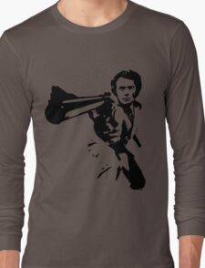 DIRTY HARRY T-SHIRT ON LITE Long Sleeve T-Shirt
