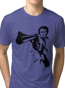 DIRTY HARRY T-SHIRT ON LITE Tri-blend T-Shirt