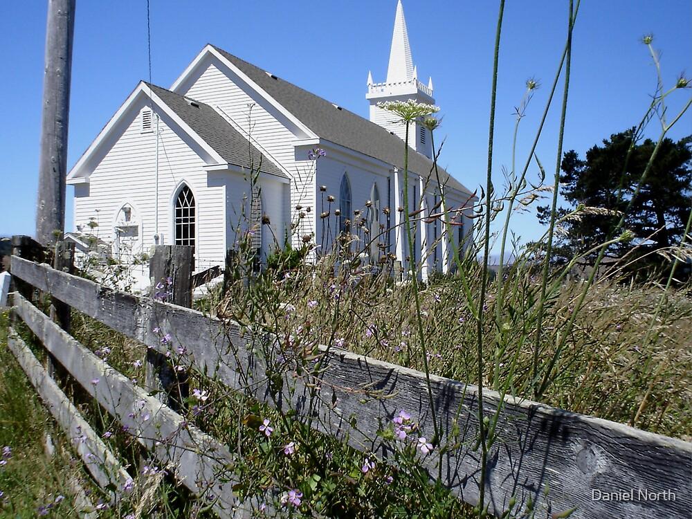 Small Town Church by Daniel North